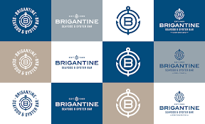 the brigantine seafood restaurant system graphis