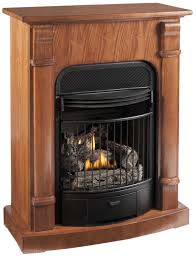 natural gas corner fireplace vent free small home decoration ideas