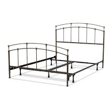 amazon com fenton complete bed with metal duo panels and globe