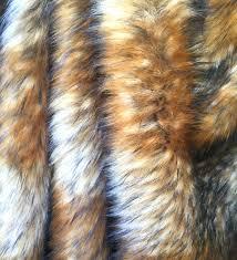 Leopard Print Faux Fur Throw Animal Print Faux Fake Fur Fabric By The Yard Chinchilla Leopard