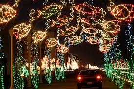 norfolk botanical gardens christmas lights 2017 best places in hton roads to look at holiday lights