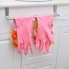 Kitchen Towel Racks For Cabinets Aliexpress Com Buy 23 36cm Multi Functional Door Kitchen Towel