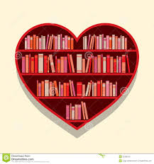 bookshelf on the wall stock illustration image 53636536