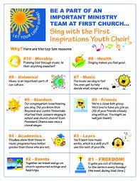 inspirations childrens choir church seattle