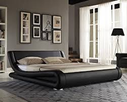 Contemporary Bed Frames Uk Double Bed Nica Dream Bed Company