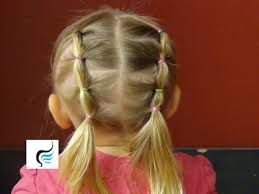 hairstyles with one elastic how to style french braid toddler pigtails hairstyles tutorials