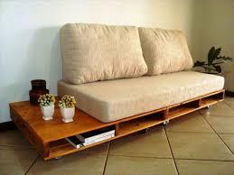 meuble canapé comment fabriquer un canapé en palette tuto et 60 idées