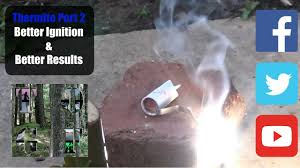thermite test two better ignition magnesium ribbon u0026 potassium