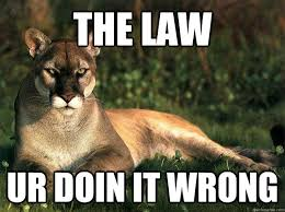 Puma Meme - law puma memes quickmeme