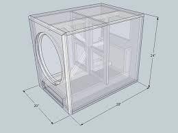 25 unique 15 subwoofer box ideas on pinterest 15 inch subwoofer