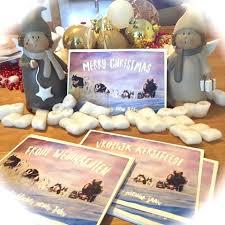 american eskimo dog rescue wichita ks dog charity christmas cards christmas lights decoration