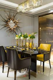 ideas about decorate of dining room tables in modern style