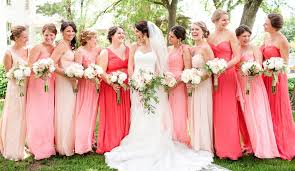 pink bridesmaid dresses pink bridesmaid dresses tulle chantilly wedding
