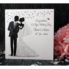 wedding cards for and groom luxurious wedding card and groom about to with confetti
