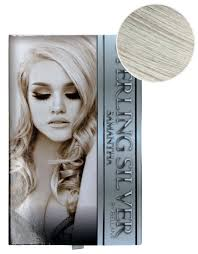 silver hair extensions 120g 18 sterling silver hair extensions bellami