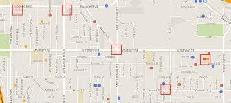 Ucla Parking Map P Jeffrey Brantingham Ucla