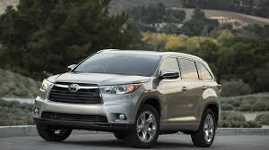 toyota limited 2015 toyota highlander suv review with price horsepower and photo