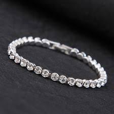 bracelet crystal tennis images Swarovski tennis bracelet ebay jpg