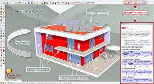 how to design a house in sketchup passivhaus planer phpp workshops