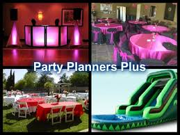 party rentals party planners plus santa clarita party rentals dj karaoke