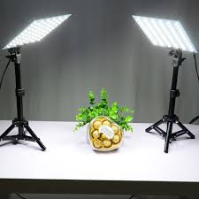 led studio lighting kit led video light kits small photo studio softbox shooting mini photo