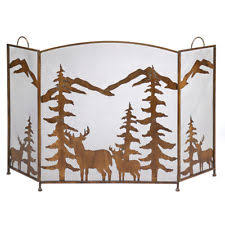 Baby Proof Fireplace Screen by Wrought Iron Fireplace Screen Ebay