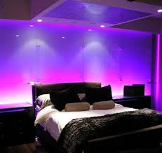 Cool Bedroom Lighting Ideas Interior Design - Cool painting ideas for bedrooms