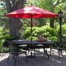 Sunbrella Patio Umbrella by Outdoor Sunbrella Rectangular Umbrella And Rectangular Patio Umbrella