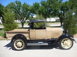 1929 ford model a pickup roadster us 22500 classic cars in