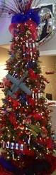 24 best christmas trees red white and blue images on pinterest