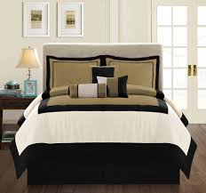 bedroom black and white comforter sets black and white bed