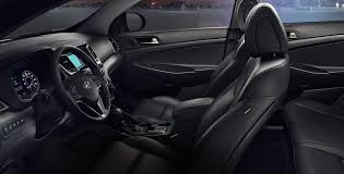 Hyundai Accent Interior Dimensions Interior Dimensions And Design Of The 2017 Hyundai Tucson