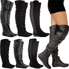 womens flat leather boots canada june 2017 boot end part 24