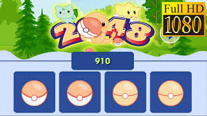 2048 pokeball game review 1080p official dragonflystudio puzzle