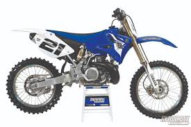 best 250 motocross bike motocross action magazine 2014 test ride yamaha yz250 two stroke test