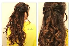 top 5 tips for party hairstyles of long hair for girls