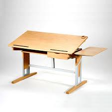 bureau dessinateur bureau en bois réglable en hauteur