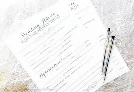 wedding advice cards wedding advice cards diy printables instant