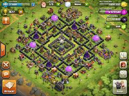 best of clash of clans compilation best th9 dark elixir de farming bases