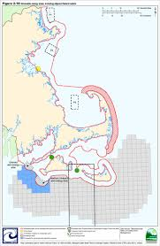 State Plane Coordinate System Map by Massachusetts Ocean Plan Volume 1 Figure 2 18
