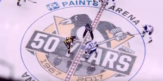 ppg brands named official paint of national hockey league
