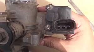 lexus rx300 zero point calibration throttle body screws modification idle air control valve youtube