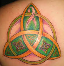 for unique tattoos trinity knot tattoo