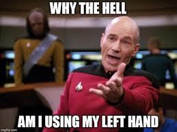 Patrick Stewart Meme Generator - patrick stewart why the hell imgflip