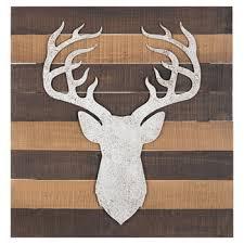deer wood wall deer wood pallet wall decor hobby lobby 1281732