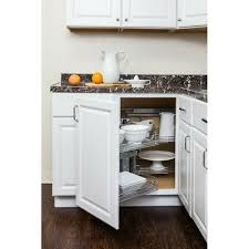 blind corner kitchen cabinet inserts door mounted blind corner kitchen cabinet organizer pullout for corner base ebay