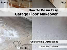 garage floor makeover by shanty 2 chic com jpg