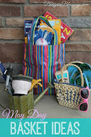 Theme Basket Ideas May Day Basket Ideas With Theme Ideas To Help You Get Creative