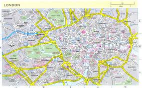 England Maps by London City Map London England U2022 Mappery