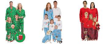 pajamas for the whole family christmastimetreasures